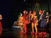 Duendes acción: teatro promueve conciencia ecológica