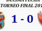 Arsenal:1 Colón:0 (Fecha 10°)