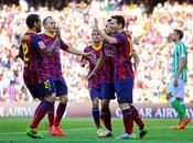 Barcelona medio hunde Betis