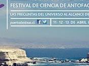 Puerto Ideas: Festival Ciencias Antofagasta (Chile)