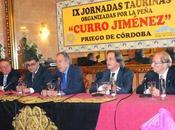 Federico arnás javier hurtado jornadas peña taurina curro jiménez