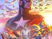 Portada alternativa Alex Ross para Captain America