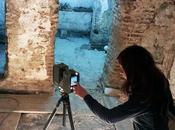 Laser Scanner Arqueologia: Nuestra experiencia Baño Ángel (Toledo)