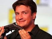 Nathan Fillion ('Castle') bromea cameo 'Guardianes Galaxia'...