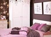 Hermosas habitaciones decoradas diseño floral
