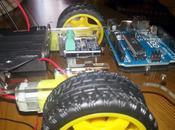 Crea robot nuestro Robot Inicio Arduino Parte