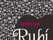Reseña: rubí kerstin gier: