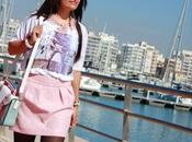 Outfit: Pink spring