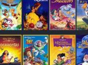 Edad Disney: Películas