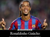 Ronaldinho, sonrisa Fútbol