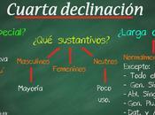 Cuarta declinación latina: Introducción
