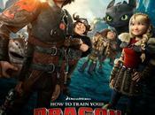 """Nuevo chulísimo póster para """"como entrenar dragon adelanto nuevo trailer"""