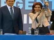 Irónico: Presidenta recibió premio libertad expresión