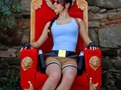 Lara croft ucraniana tanya