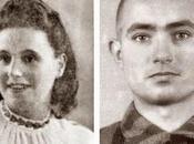 trágica historia fuga amantes Auschwitz
