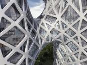 Zaha Hadid muestra espectacular proyecto para Casino resort Macao