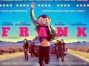 """Primer póster oficial para comedia """"frank"""""""