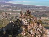 Senderismo Desierto Palmas, Castillo Miravet