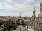 Arequipa: entre belleza caos