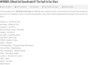 NOTICIA: Confirmar soundtrack TFiOS