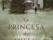 Reseña #22# PRINCESA HIELO CAMILLA LÄCKBERG