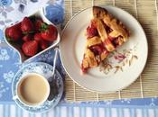 Strawberry Tarta fresas (paso paso)
