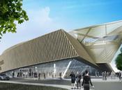Centro Convenciones ciudad Mosn Bélgica