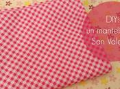 DIY: cómo hacer mantel para Valentín.