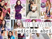 NEWSSTAND: Pasamos revista mejores portadas Abril