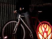 Monkey Light Pro; diversión, estilo arte ruedas bicicleta