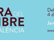 Programación firmas feria libro Valencia.