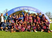 Barcelona campeón Champions Juvenil