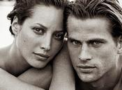Christy turlington junto eternity calvin klein años