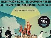 2ManyDjs, Izal, Standstill Sexy Sadie suman Santander Music Festival