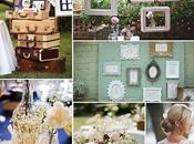 Ideas originales para bodas. Bodas vintage 2014