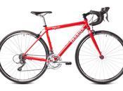 Stayer, bicicleta para carretera diseño geométrico adecuado niños