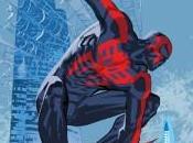 Portada alternativa Rick Leonardi para Spider-Man 2099