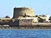Menorca Castillo Felipe
