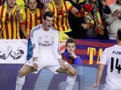 cuentakilómetros Bale bombilla fundida Barça