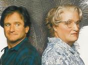 Señora Doubtfire tiene visto bueno Robin Williams