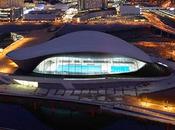 Ingeniería Arquitectura vanguardia: Centro Acuático Londres
