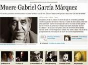 periodismo internacional recuerda gabriel garcía márquez