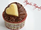 Cupcakes tres chocolates (especial Valentín)