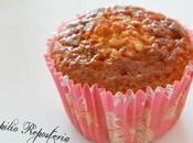 Muffins mandarina almendras
