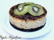 Tarta kiwi coco chocolate