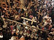 Israel noticias: Cristianos recuerdan crucifixión Tierra Santa