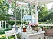 Salon exterior lleno encanto rosa charming outdoor living pink