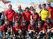 Tortosa gana Castell Xivert categoría Alevín