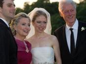 Hillary Bill Clinton serán abuelos