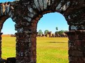Ruinas jesuíticas Trinidad. Paraguay